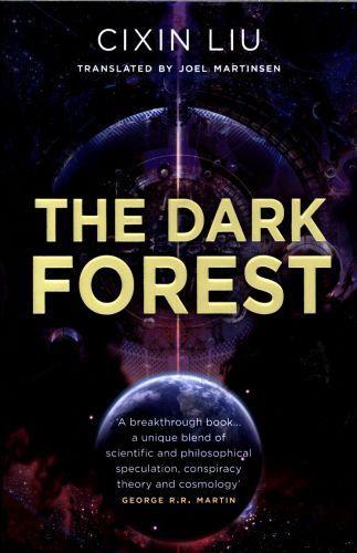 THE DARK FOREST LIU, CIXIN