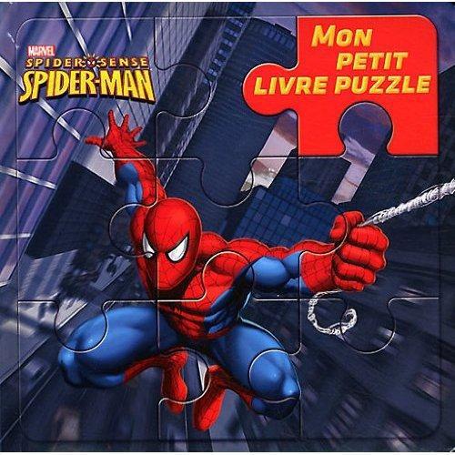 Mon Petit Livre Puzzle; Spiderman