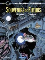 Vente Livre Numérique : Valérian - Tome 22 - Souvenirs de Futurs  - Pierre Christin - Jean-Claude Mézières