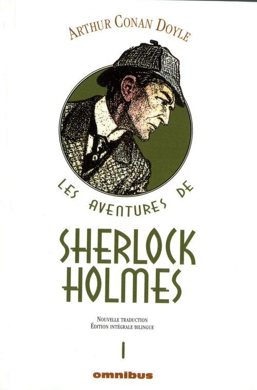 Les aventures de Sherlock Holmes T.1
