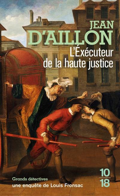 L'éxécuteur de la haute justice