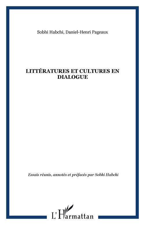 littératures et cultures en dialogue
