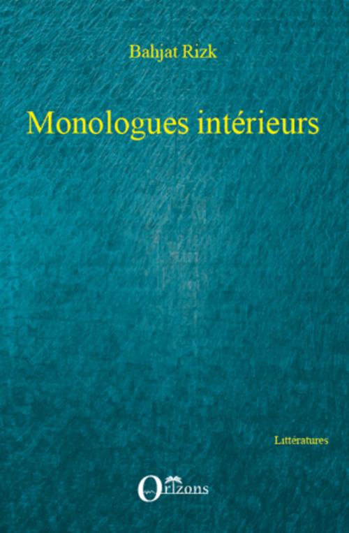 Monologues intérieurs