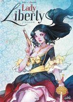 Vente Livre Numérique : Lady Liberty T01  - Aurore