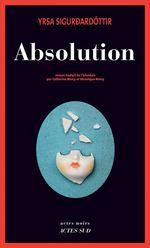 Vente Livre Numérique : Absolution  - Yrsa Sigurdardóttir
