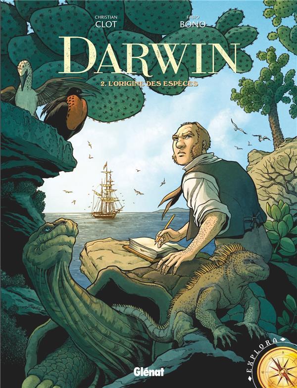 Darwin t.2 ; l'origine des espèces