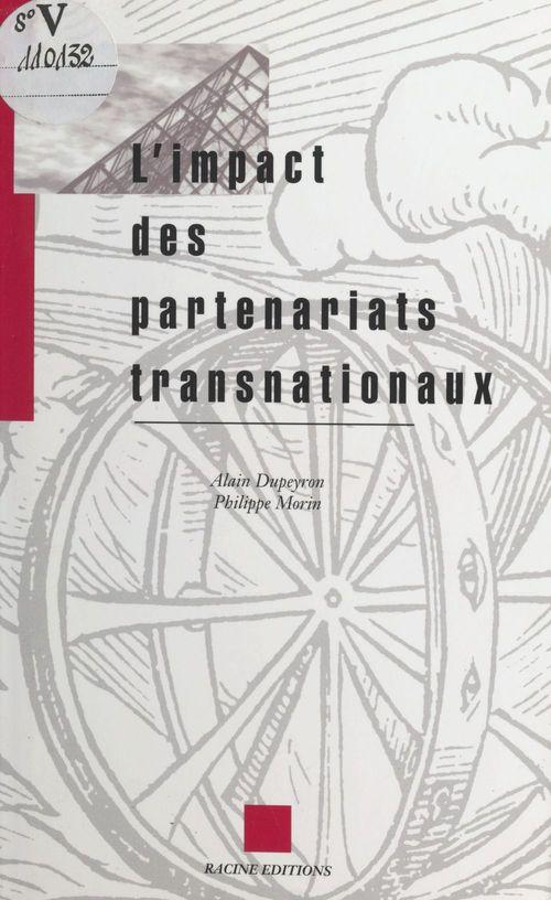 Impact partenariats transnationaux