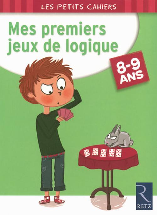 MES PREMIERS JEUX DE LOGIQUE  -  89 ANS REDOUTE, CHRISTIAN