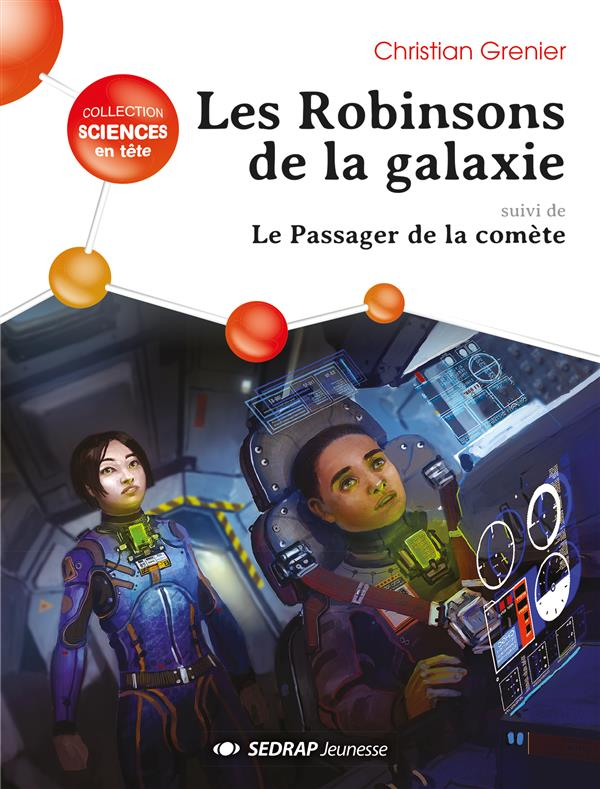 Les Robinsons de la galaxie ; le passager de la comète ; 30 romans + fichier