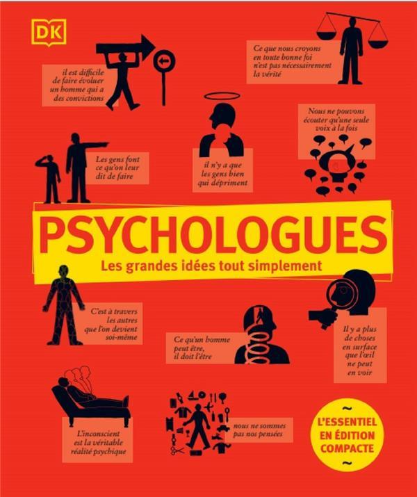 les grandes idées tout simplement : psychologues