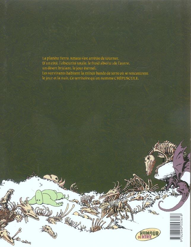 Donjon Crépuscule T.1 ; 101 ; le cimetière des dragons