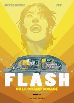 flash ou le grand voyage t.1