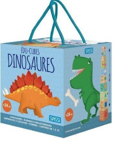édu-cubes les dinosaures