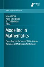 Modeling in Mathematics  - Johan Gielis - Paolo Emilio Ricci - Ilia Tavkhelidze