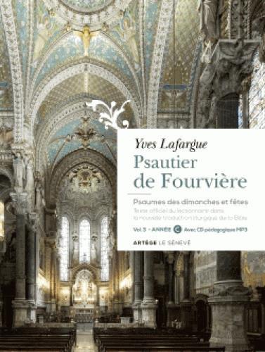 PSAUTIER DE FOURVIERE T.3  -  ANNEE C