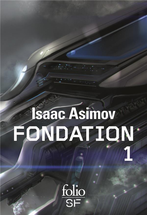 Le cycle de fondation t.1