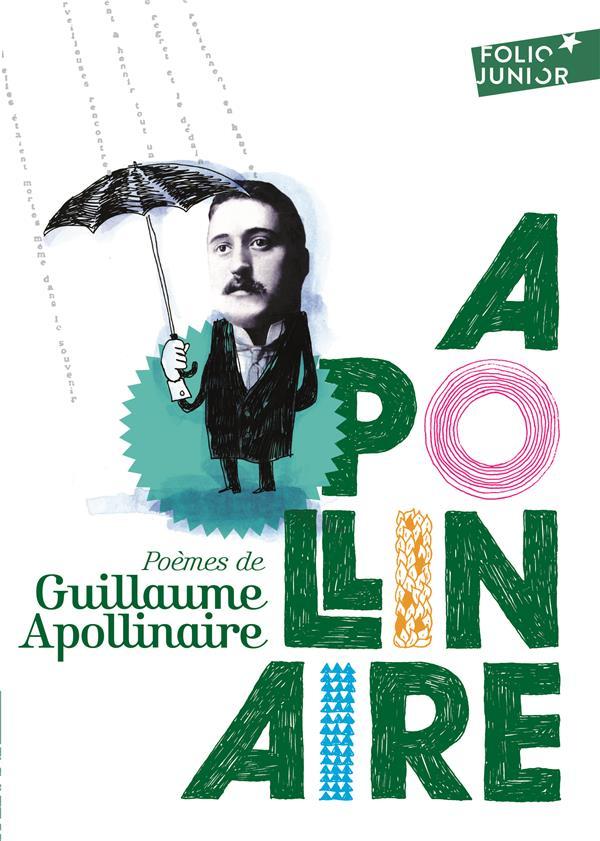 Poèmes de Guillaume Apollinaire