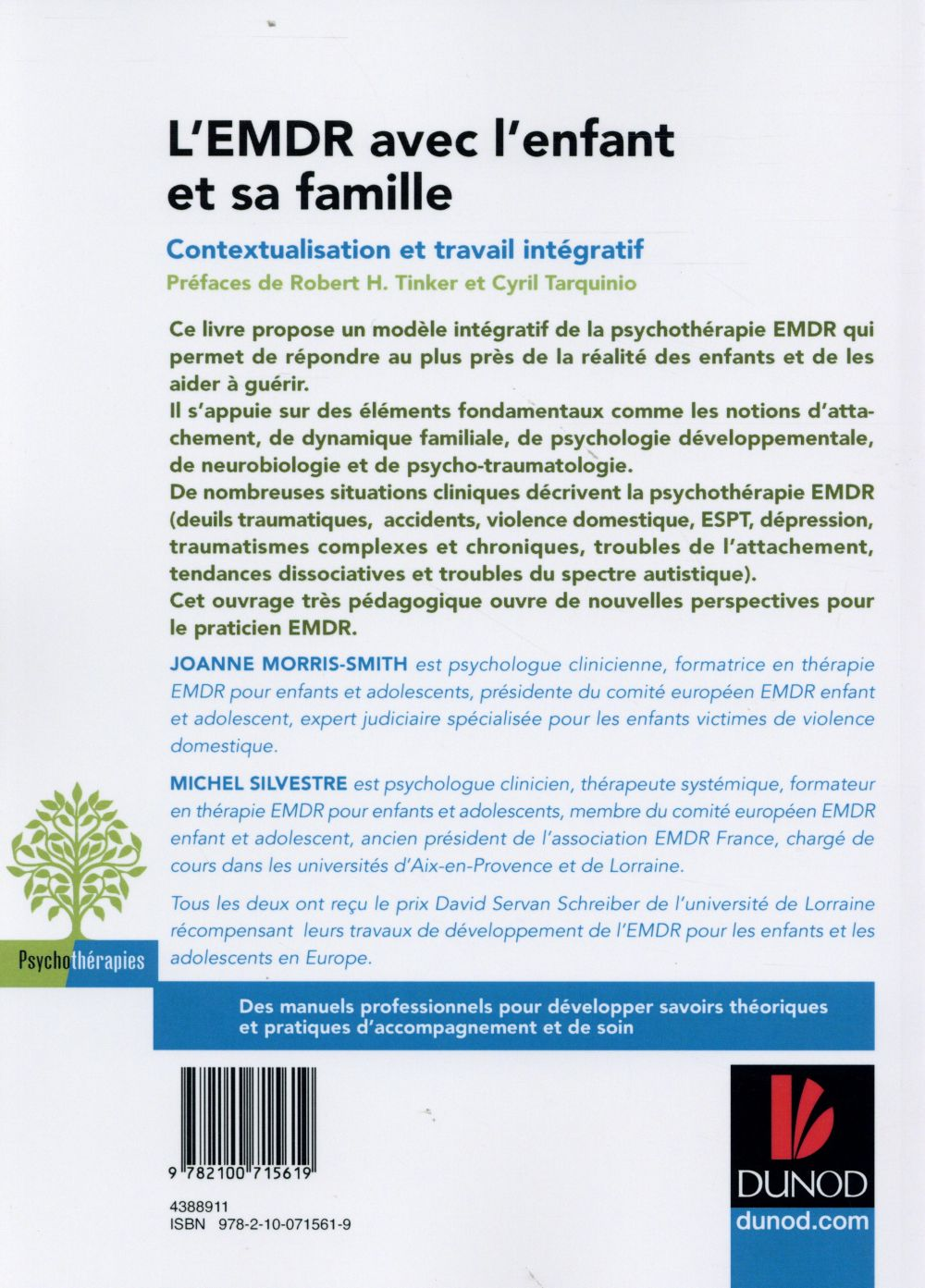 L'EMDR pour l'enfant traumatisé et sa famille