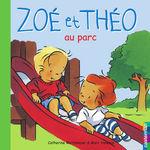 Vente EBooks : Zoé et Théo - Au parc (T18)  - Catherine Metzmeyer - Marc Vanenis