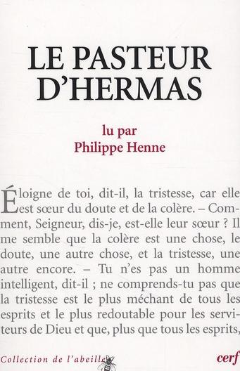 LE PASTEUR D-HERMAS