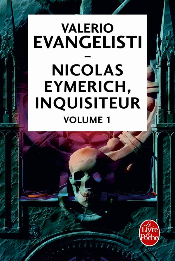 Nicolas Eymerich, inquisiteur ; INTEGRALE VOL.1 ; T.1 A T.5