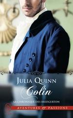 Vente Livre Numérique : La chronique des Bridgerton (Tome 4) - Colin  - Julia Quinn
