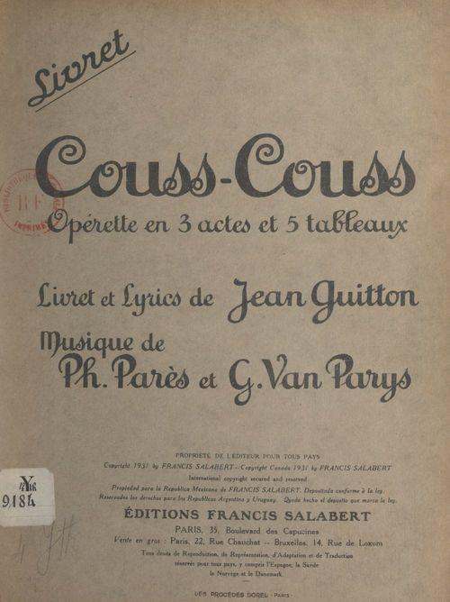 Couss-couss
