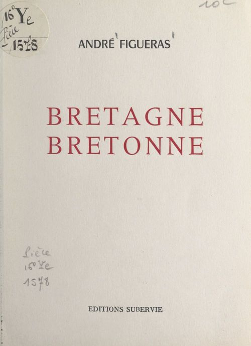 Bretagne bretonne