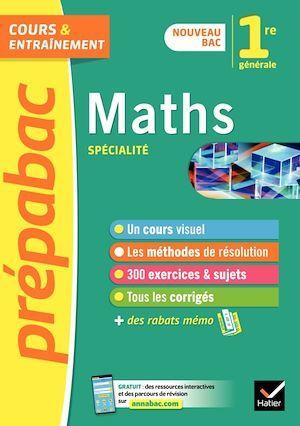 Prépabac ; mathématiques ; 1re