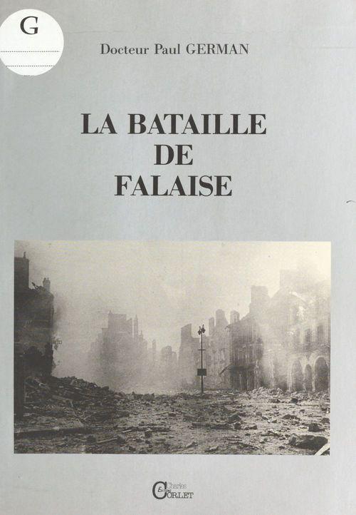 La bataille de Falaise