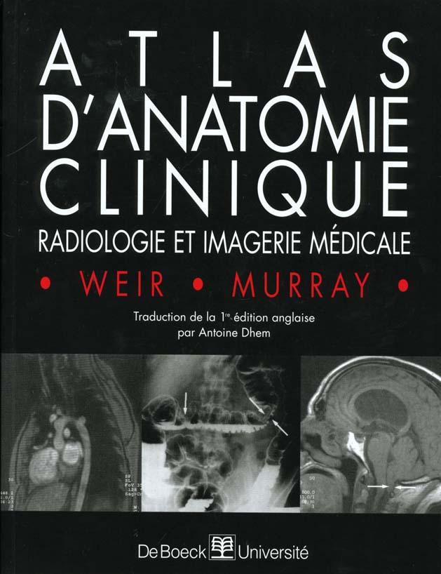 Atlas D'Anatomie Clinique