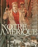 Vente EBooks : Notre Amérique (Tome 3) - L'été sera rouge  - Maël - Kris