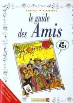 Couverture de Les guides en bd - tome 10 - les amis