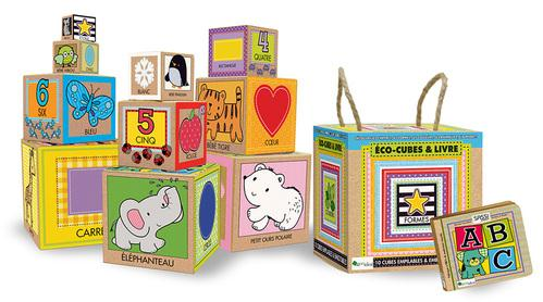 Eco-Cubes & Livre