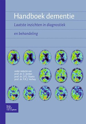 Handboek dementie  - C. Jonker  - F.R.J. Verhey  - J.P.J. Slaets