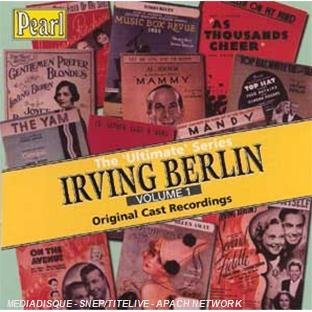 The Ultimate Irving Berlin, Vol. 1
