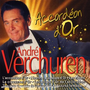 accordéon d'or