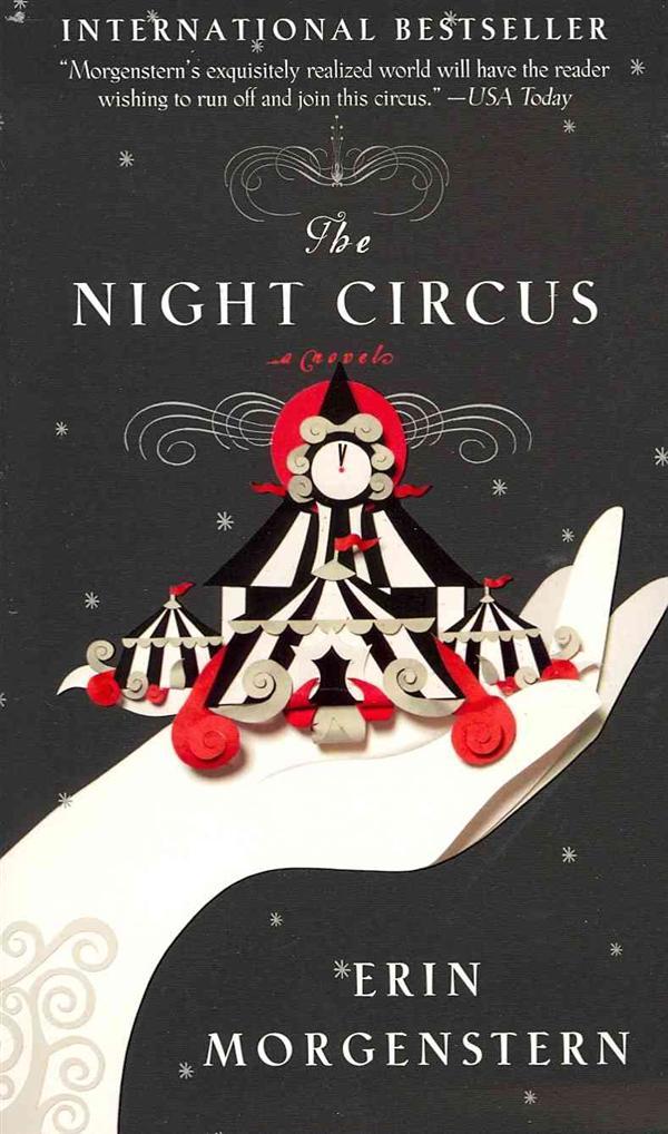 THE NIGHT CIRCUS - A NOVEL