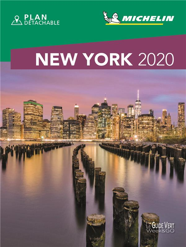 Le guide vert week-end ; New York (édition 2020)