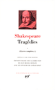 OEUVRES COMPLETES - I, II - TRAGEDIES - VOL01