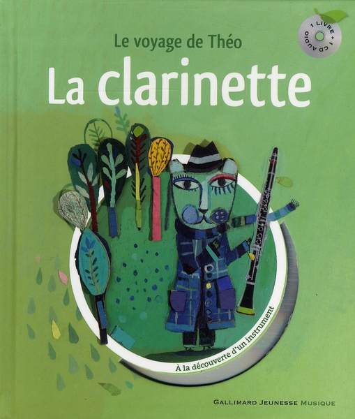 Le voyage de Théo ; la clarinette