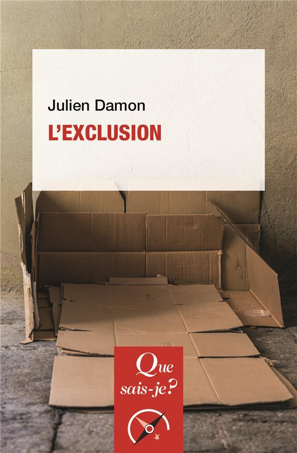 L'exclusion (5e édition)