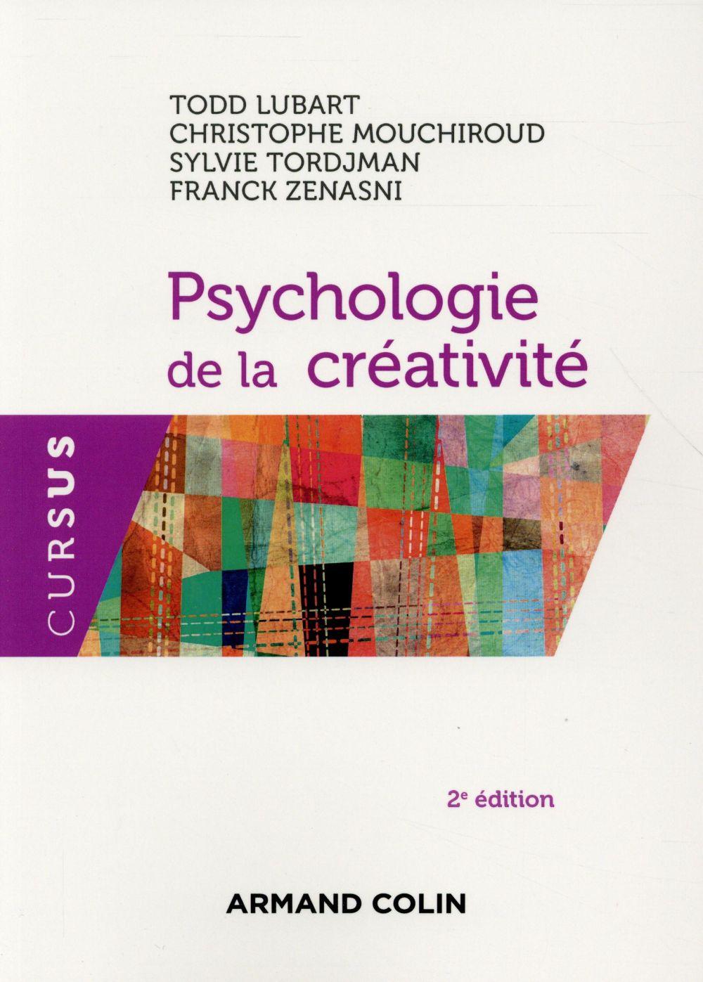 Psychologie de la créativité