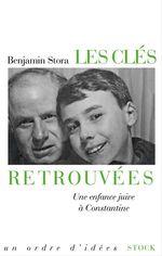 Vente Livre Numérique : Les clés retrouvées  - Benjamin Stora