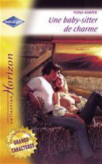 Vente EBooks : Une baby-sitter de charme (Harlequin Horizon)  - Fiona Harper