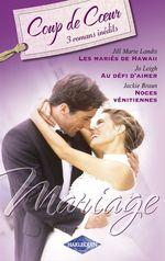 Vente EBooks : Mariage (Harlequin Coup de Coeur)  - Jackie Braun - Jo Leigh - Jill Marie Landis
