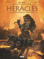 Vente Livre Numérique : Héraclès - Tome 03  - Clotilde Bruneau - Luc Ferry