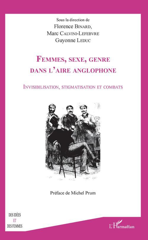 Femmes, sexe, genre dans l'aire anglophone