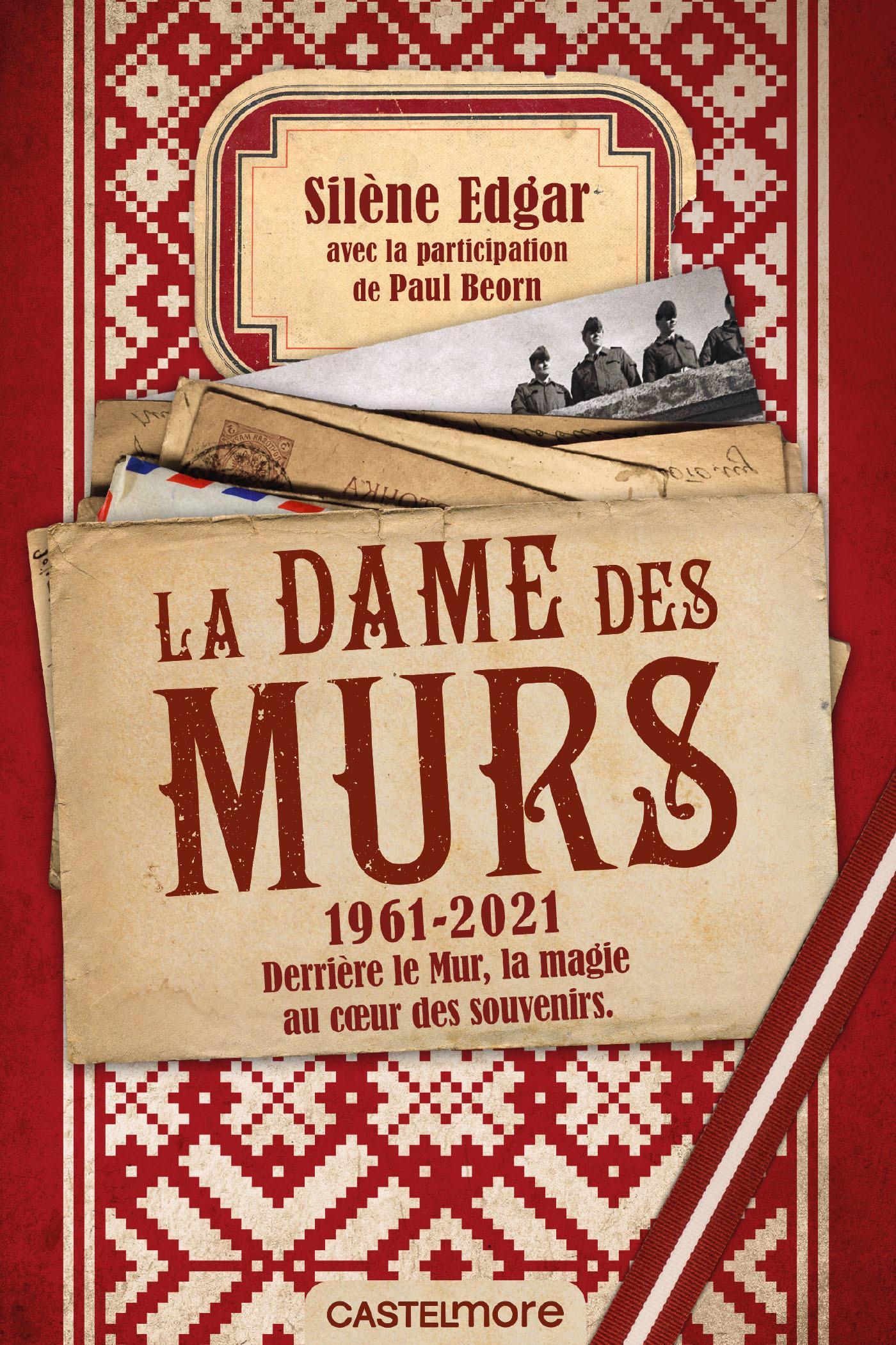Vente EBooks : La Dame des murs  - Paul Beorn  - Silène Edgar