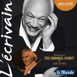Vente AudioBook : L'Ecrivain - Eric-Emmanuel Schmitt - Entretien inédit par Jean-Luc Hees  - Jean-Luc Hees - Éric-Emmanuel Schmitt